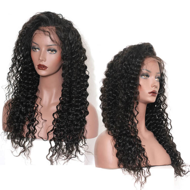 Curly - Full Lace Wig