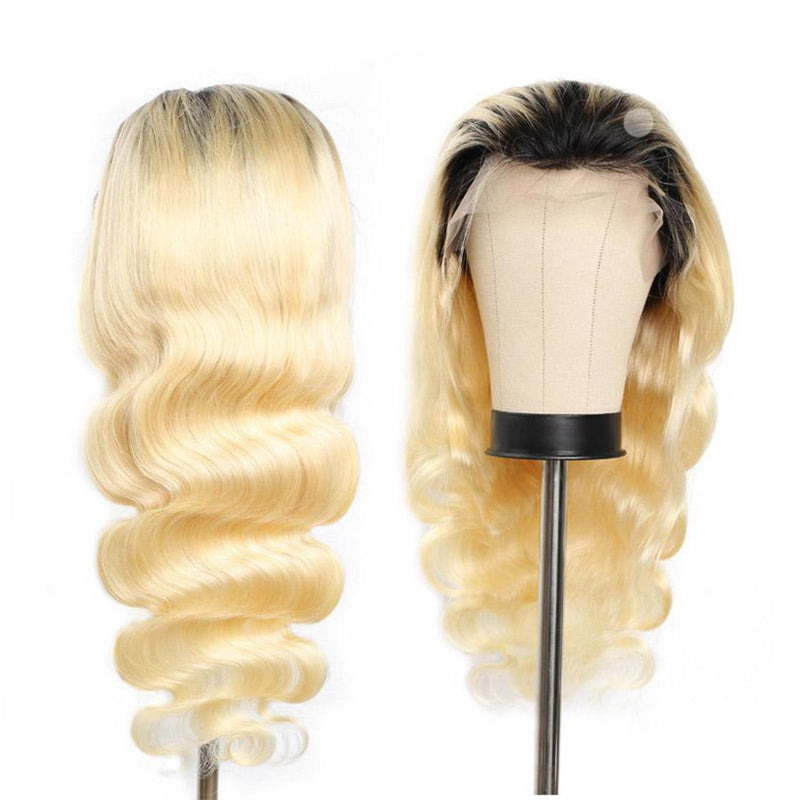 Body Wave 613/1b Transparent Lace Wig