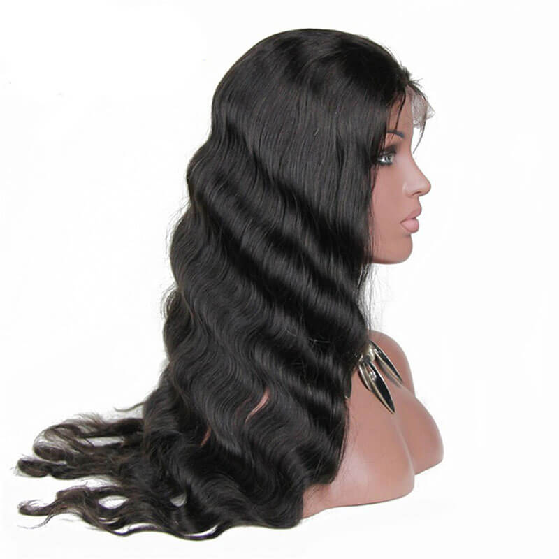 Body Wave Full Lace Wig-Wigs-House of Zettie Hair