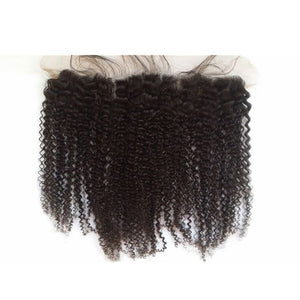 Kinky Curly Lace Frontal-Lace Frontal-House of Zettie Hair