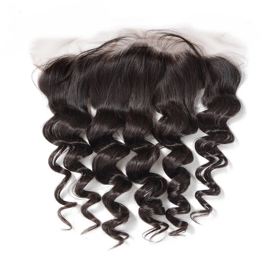 Brazilian Loose Wave Lace Frontal-Lace Frontal-House of Zettie Hair