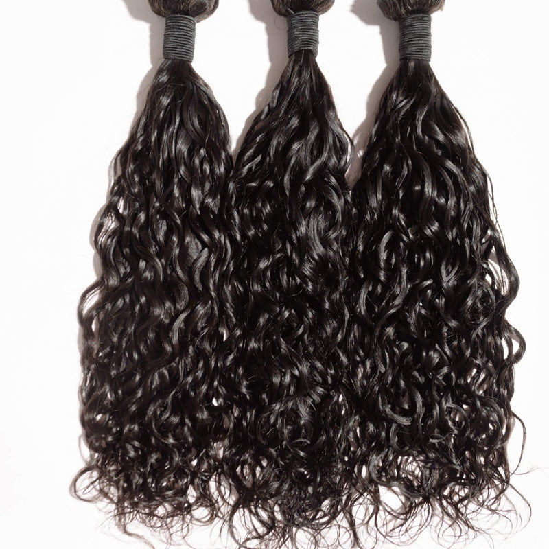 Brazilian Natural Wave Remy Hair Extensions