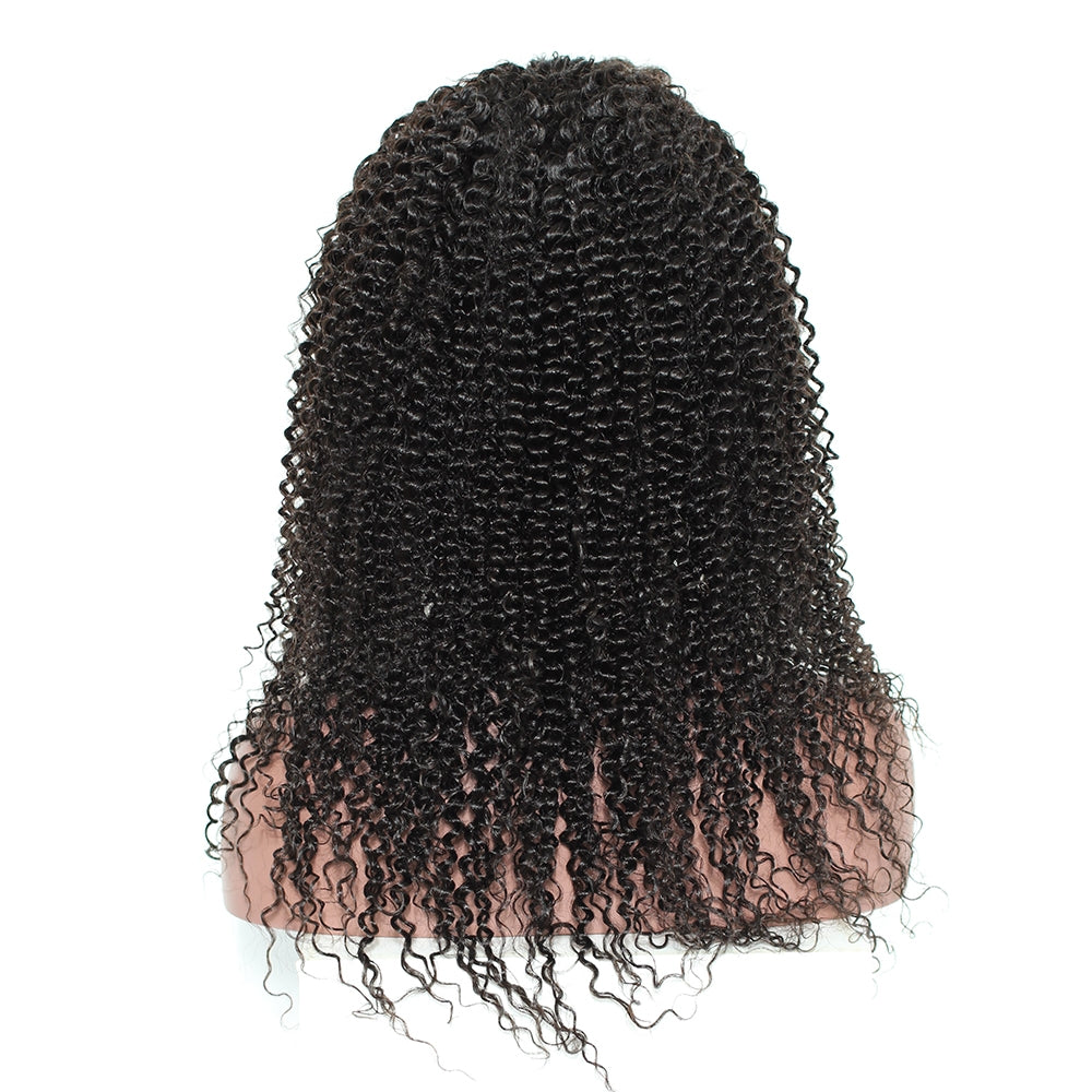 Kinky Curly - Lace Frontal Wig-Wigs-House of Zettie Hair