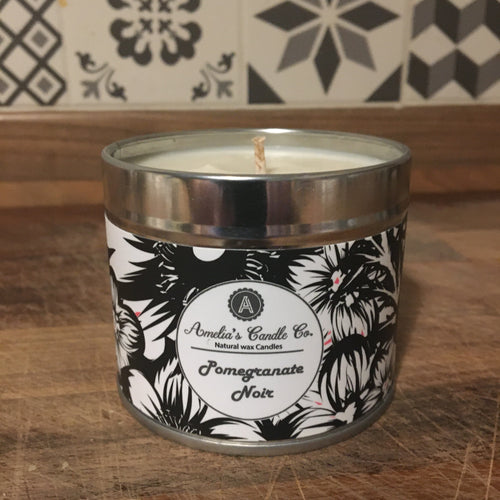 Pomegranate Noir Medium Candle