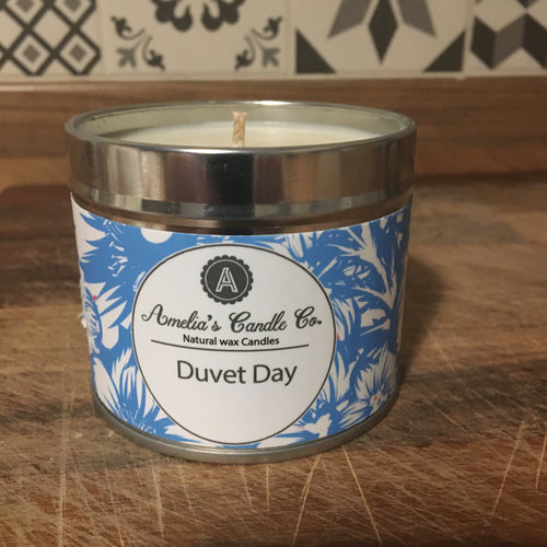 Duvet Day Medium Candle