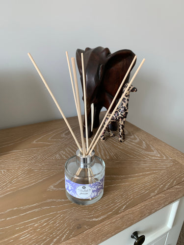 Luxury Reed Diffuser - Lavender - Amelia's Candle Co