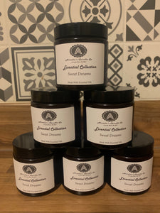 Sweet Dreams Essential Oil Candle