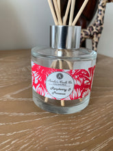 Load image into Gallery viewer, Reed Diffuser - Raspberry & Prosecco - Amelia's Candle Co