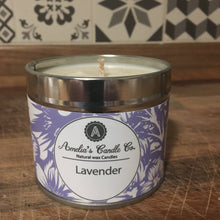 Load image into Gallery viewer, Lavender Medium Candle