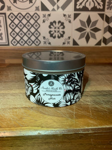 Pomegranate Noir 3 Wick Candle