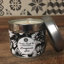 Load image into Gallery viewer, Pomegranate Noir Medium Candle