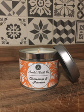 Load image into Gallery viewer, Clementine & Prosecco Medium Candle