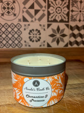 Load image into Gallery viewer, Clementine & Prosecco 3 wick Candle
