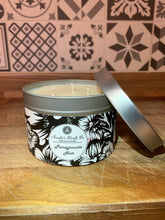 Load image into Gallery viewer, Pomegranate Noir 3 Wick Candle