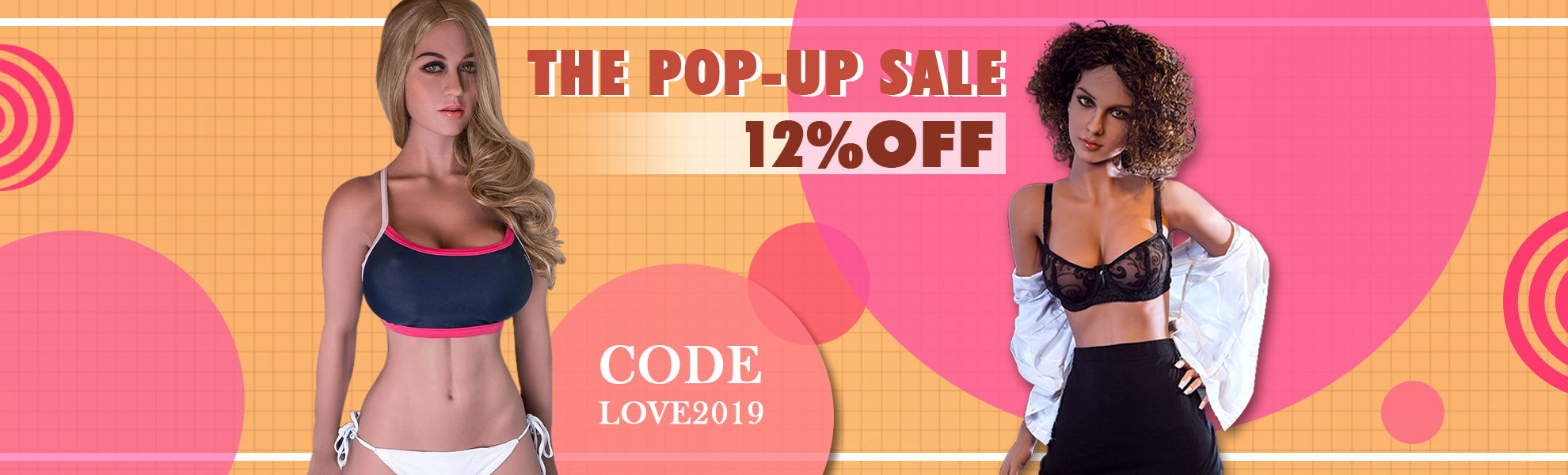 Sex Doll POP UP Sale - Racyme