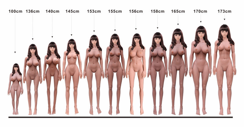 Sex Doll Height