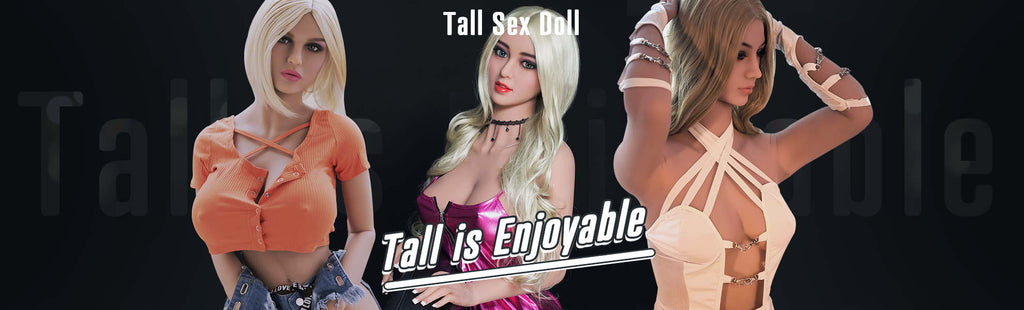 Tall sex doll