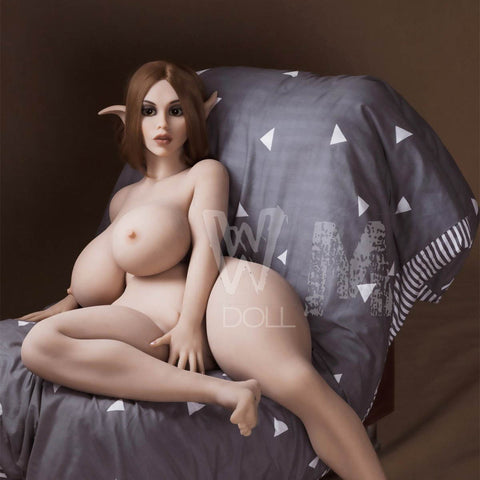 150cm 5ft M-cup Sex Doll Elanor