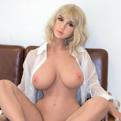 158cm 5ft2 E-cup Sex Doll Celine