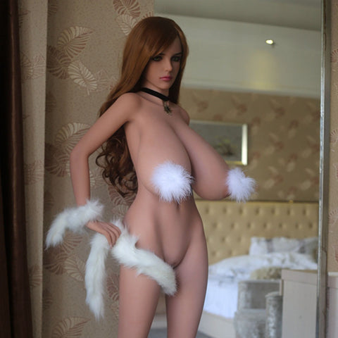 165cm 5ft5 K-cup Sex Doll Aluna