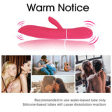 Female Toys Waterproof  and Portable Vibrator