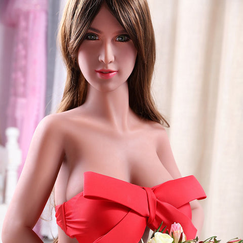 165cm 5ft41 F-cup Sex Doll Apple