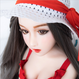 Attractive Ravishing Janet Lifelike Silicone Doll