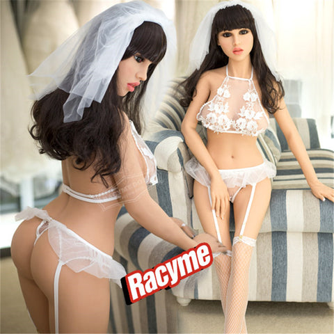 Wedding Dress Woman Cyndi Big Breast Sexy  Doll