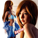 "145cm(4'76"") A-cup Sex Doll Grace"