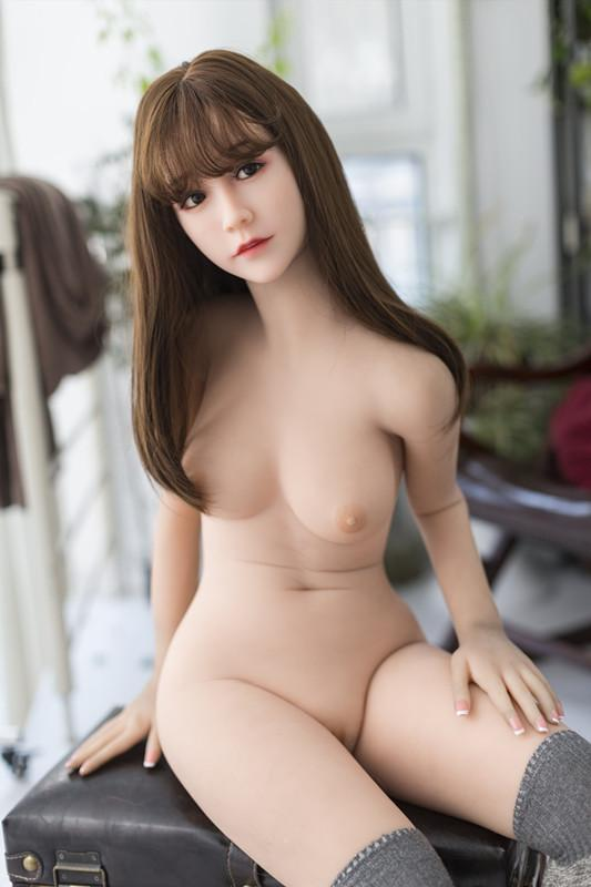 145cm Jini Silicone Sex Angel Doll with Metal Skeleton 3 Entries Lifelike Sex Toy