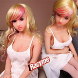 Comely Fairness Girl Bailee For Male Love Toy