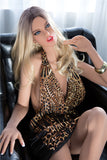 Entice Golden Cat Jennifer Lifelike Silicone Doll