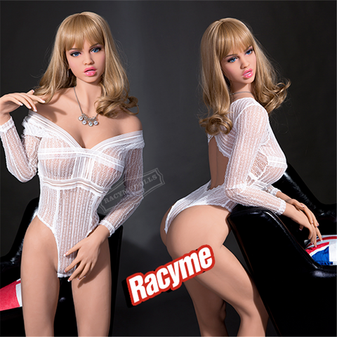 Golden Hair Women Luella Love Of Yearning Lifelike Silicone Doll