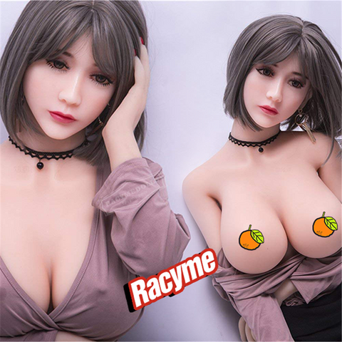 "158cm(5'18"") F-cup Sex Doll Blanche"