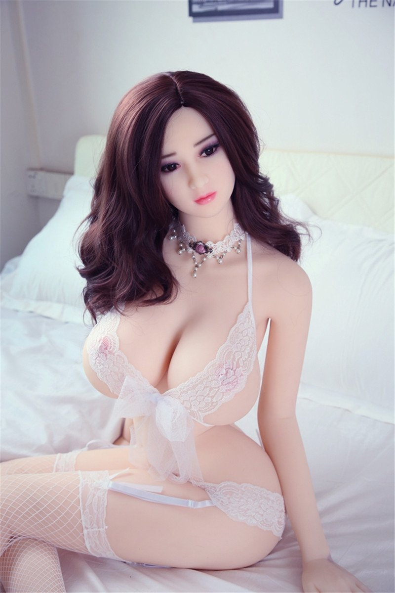 2018 Newest Design 160cm 5.25ft Donna Silicone Sex Angel Doll with Metal Skeleton Lifelike Sex Real Solid Love Toy