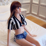 Modern Fashion Woman Daisy Realistic Silicon Doll