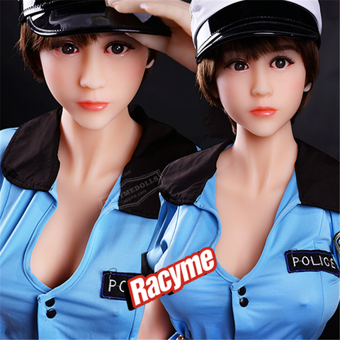 Uniform Entice Hot Girl Bass Realistic Silicone Doll
