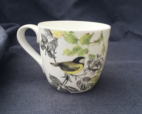 Mugg Talgoxe/ Mug Great tit
