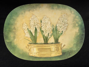 Placemat/Bordstablett Hyacinth