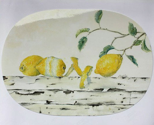 Bordstablett/Placemat Lemon/Citron