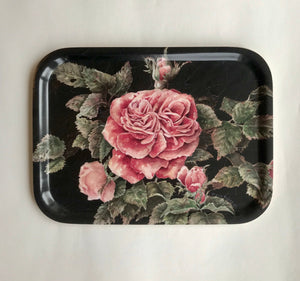 Tea Tray Austin Rose