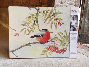 Bullfinch Royal Placemat