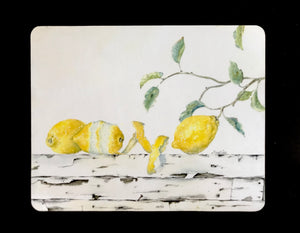 Placemat/Bordstablett Lemon