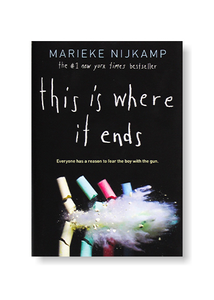 #1 Ny Times Seller, This is where is ends by Marieje Nijkamp