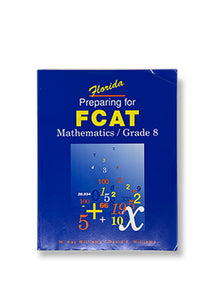W. Kay Williams and David E. Williams_Florida Preparing for FCAT Mathematics (8th Grade)