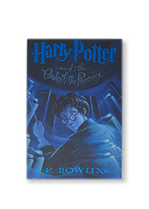 J.K. Rowling_Harry Potter and the Order of the Phoenix (Year 5: First Edition)