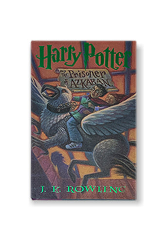 J.K. Rowling_Harry Potter and the Prisoner of Azkaban (Year 3: First Edition)