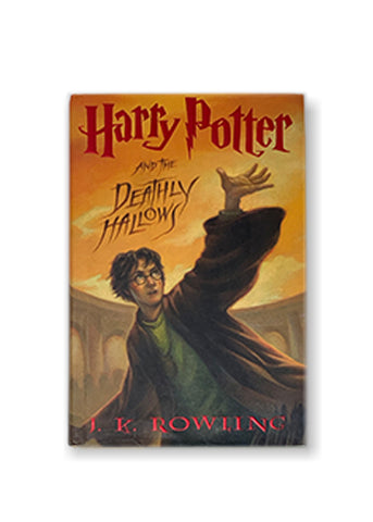 J.K Rowling_Harry Potter and the Deathly Hallows (Year 7: First Edition)