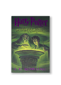 J.K Rowling_Harry Potter and the Half-Blood Prince (Year 6: First Edition)