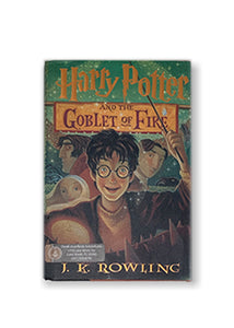 J.K. Rowling_Harry Potter and the Goblet of Fire (Year 4: First Edition)